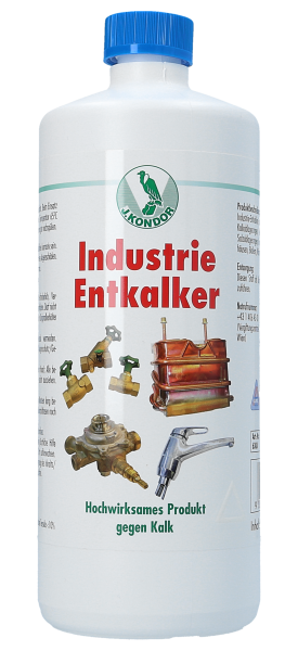 Industrie Entkalker 1000 ml